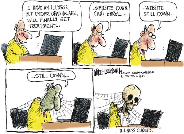 131024 Obamacare Website Cartoon