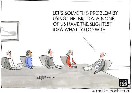 140124 Big Data Conundrum