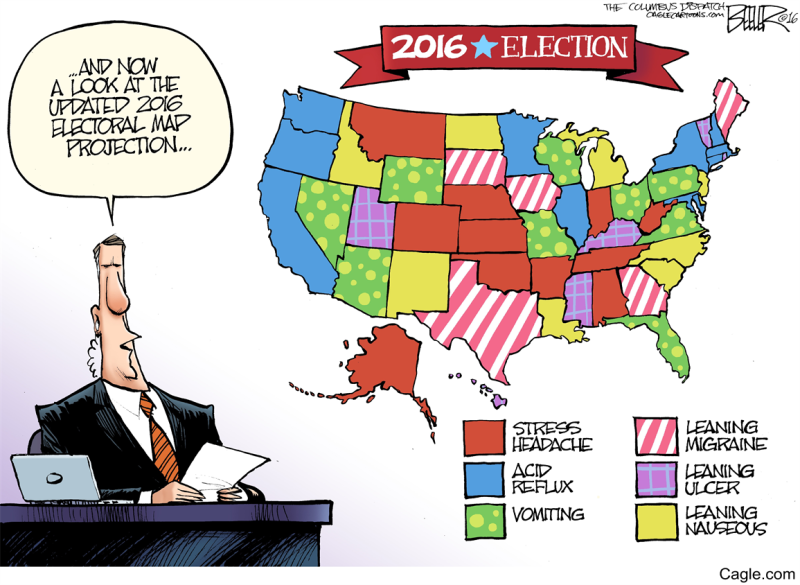 161106 Election Map Projections - Beeler Cartoon