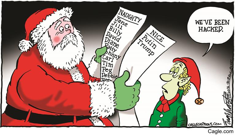 161225 Santa Hacked
