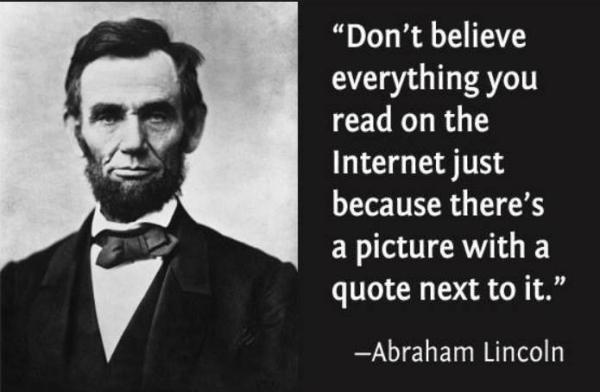 1272017 Abraham Lincoln