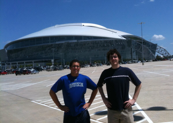 How Much Is A Burger At The Cowboys New Stadium
