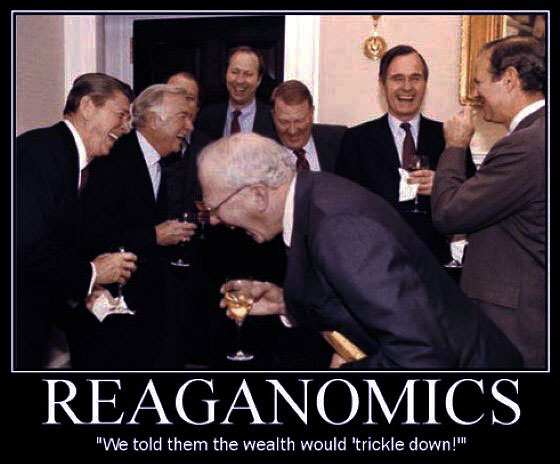 Remember The Good Old Days Of Reagonomics (Funny