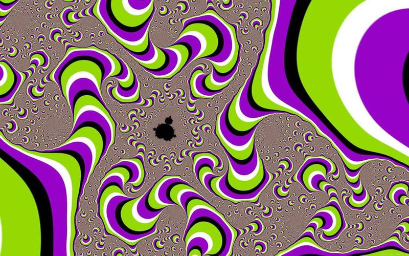 120715 Moving Fractal Optical Illusion -- Not-a-GIF