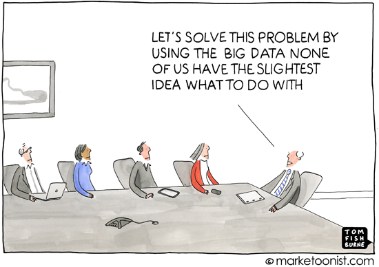 140124 Big Data Conundrum