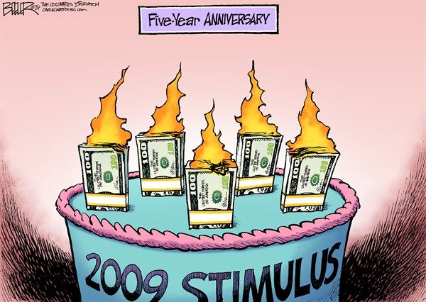 140306 Five Year Anniversary of the Stimulus