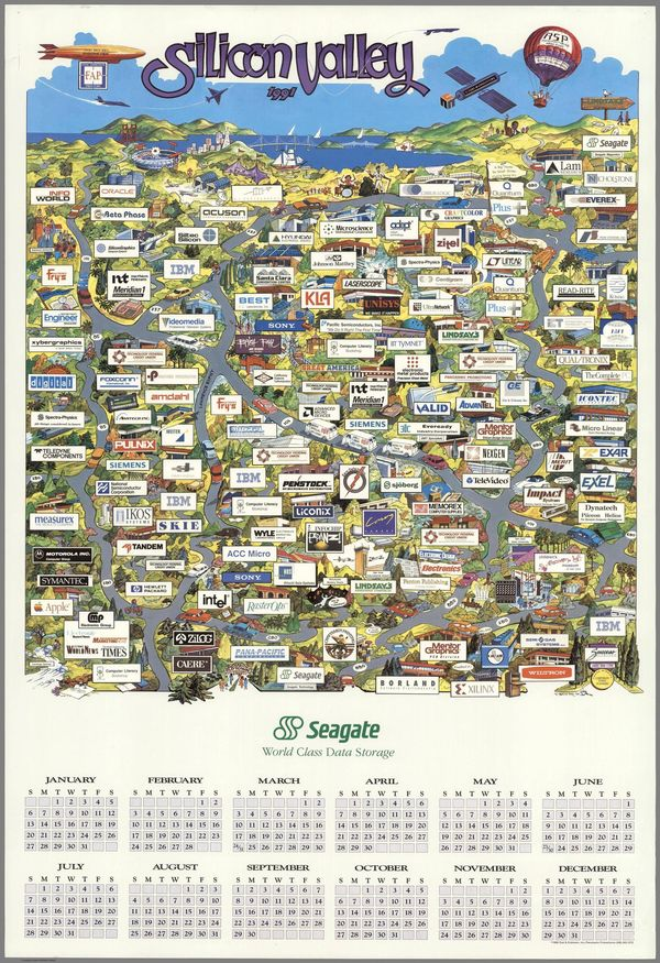 141030 1991 Silicon Valley