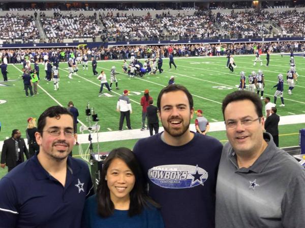 6182017 Cowboys Game