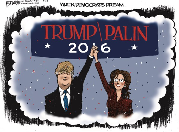 150729 The Democrat Dream Ticket