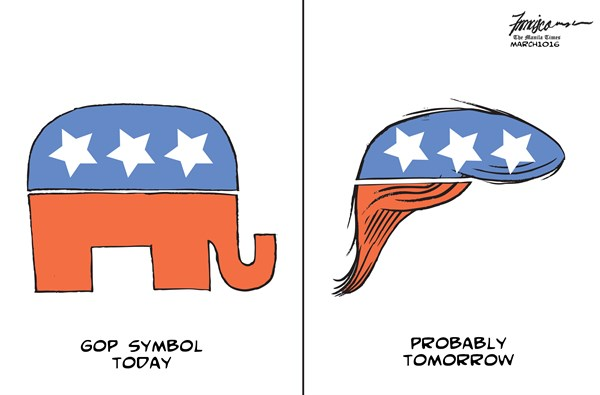 The New GOP Symbol
