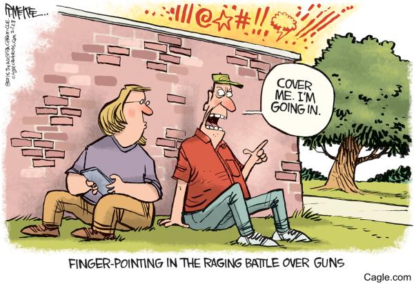 342018 Finger pointing