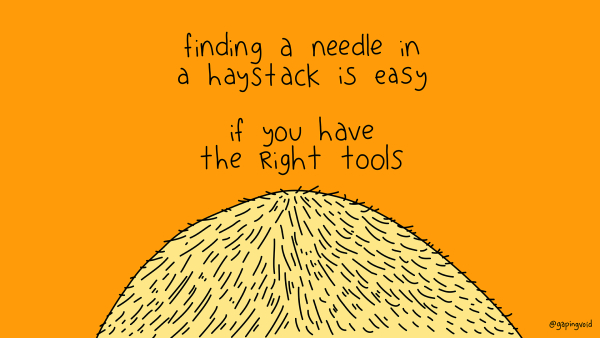 FInding A Needle In A Haystack_PPT Size