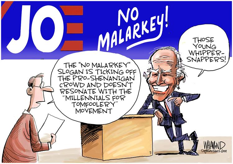 191208 No Malarkey